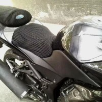 Jaring Jok Sarung Jok Anti Panas Motor Single Seat Ninja 250 R15 R25