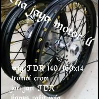 Promo Velg Tdr Ring 14 Mio-Fino-Mio J-Shol Jt-Mio125-Xeond-Nouvo-