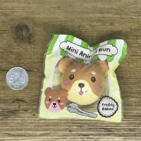 Squishy Original Punimaru Mini Animal Bun Bear