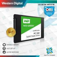 WD Green SSD 120GB - WDC Western Digital 120 GB Sata3 2.5