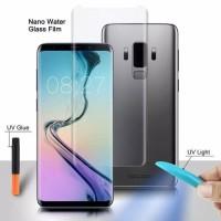 UV Glass Samsung S6 EDGE G925 5.5 Tempered Glass Curve 3D FULL SCREEN