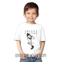 Kaos Anak Ariana Grande - My Everything 3 - T shirt Anak Artist