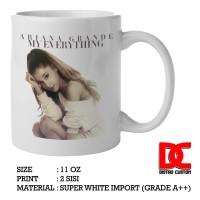 Mug Ariana Grande My Everything 2 - Gelas Ariana Grande - gelas custom