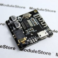 Bluetooth Stereo Audio Receiver 4.1 Low Noise Good Sound Module Black