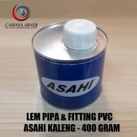 Lem PVC Asahi Kaleng 400 gram