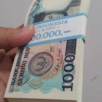 Uang Kuno 1000 Sisingamangaraja 1987