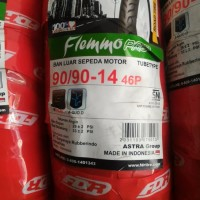 Ban Luar Motor FDR 90/90-14 Flemmo (Non Tubeless) Ring 14 Original