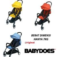 BabyDoes CH-337-SN Petite Kereta Dorong Bayi