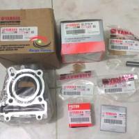 Silinder Blok + Piston Seher / Seker 1LB Yamaha Xeon RC Soul GT 125