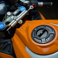 FUEL CAP / TUTUP TANGKI RACING T-RACER HONDA CBR250RR / CBR1000RR