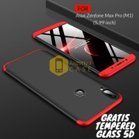 Case Asus Zenfone Max PRO M1 Original GKK FREE TEMPERED GLASS 5D