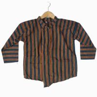 Surjan Lurik Anak Laki-Laki / Baju Lurik Anak Laki-Laki