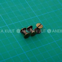 Aksesoris Tas / Keling Koper ukuran 10x9 Agg (Ag Bakar Gosok)
