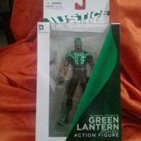 Green Lantern Simon Baz - New 52 - DC Direct Figure