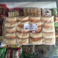 Bernardi Roti Hotdog Mini Plain Rolls Horeca 20s