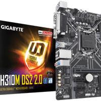 motherboard Gigabyte H310M DS2 2.0 (LGA 1151 H310 DDR4)