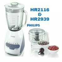 Philips Blender Glass 350 Watt Tango 2 Liter – HR2116+HR2939 Origi