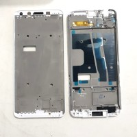 TULANG TENGAH / FRAME LCD OPPO F5 OPPO F5 YOUTH ORIGINAL WHITE
