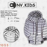 Sweater unisex anak laki laki dan perempuan TK SD