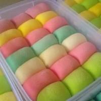 Pancake Durian Medan Premium isi 21 Rainbow