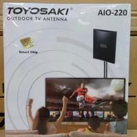 Asli Antene TV AIO 220 Antene Outdoor Toyosaki AIO 220 Antene TV Luar