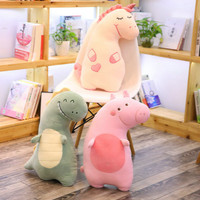 bantal Boneka pig dinosaurus unicorn lembut sandaran kursi ibu hamil