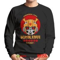 Bumblebee Retro Autobot Japan Sweater Segala Warna