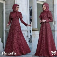 baju setelan wanita terbaru/maxi/burkat/kebaya/baju resepsi