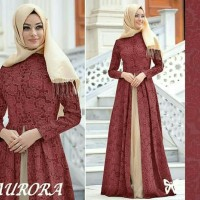 maxi pesta muslim/kebaya/dress/burkat/baju setelan