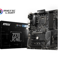 MAINBOARD MSI Z370 PC PRO (Intel socket 1151 Coffee Lake)