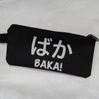pencil case / tempat pensil anime baka