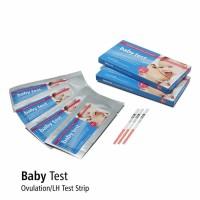 New Baby Test OneMed Tes Kesuburan Onemed Test Ovulasi   LH test Strip