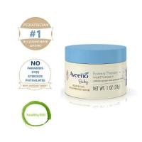 Aveeno Baby Eczema Therapy Nighttime Balm for Eczema Relief, 1oz(28gr)