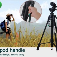 Tripod Weifeng WT3730 WT 3730 Camera Video bukan Takara Attanta Excell