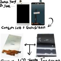 LCD OPPO A71 TS HITAM ORI * CPH1717 CPH1801 A71K