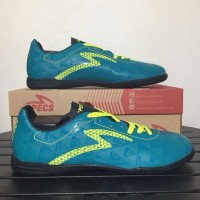 New Sepatu Futsal Specs Quark IN Tosca Solar Slime 400758 Original