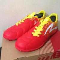 New Sepatu Futsal Specs Equinox IN Emperor Red Yellow 400711 Original