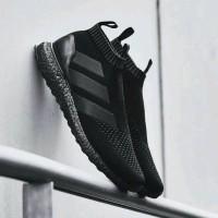 Sepatu Adidas Ace 16+ Pure Control Ultra Boost - Triple Black