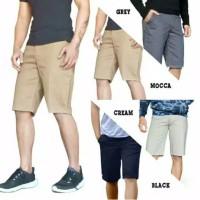 Celana pendek chino pria/pendek chino/premium ukuran 33-38