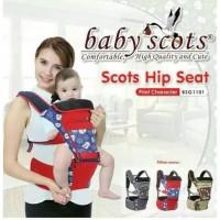 Gendongan Bayi Hipseat Baby Scots- Gendongan Bayi Murah