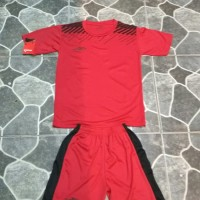 Baju setelan bola/futsal anak-anak paket 1 lusin