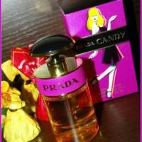 Parfum Ori Eropa Nonbox Prada Candy Women EDP 50 Ml