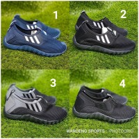 Sepatu Adidas Apparel Slip On Sport Cowok Cowo Men Pria Running Slop 2