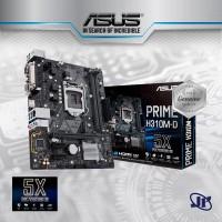 Motherboard Asus Prime H310M-D (LGA1151, H310, DDR4, USB3.1, SATA3)