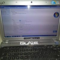 Laptop Samsung 14 Inch Core i3 Ram 2gb HDD 300gb