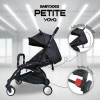 stroller baby DOES CH-337 PETITE YOYA
