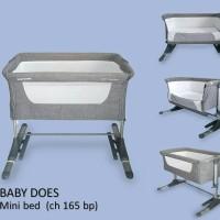 Box Babydoes Mini Bed CH165 BP