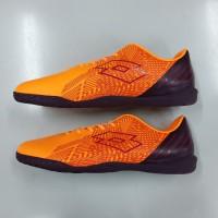 Sepatu Sepak Bola Futsal Putsal Lotto Blade In Beat Orange Original