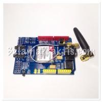 SIM900 GPRS GSM High Quality Shield Module - Modul SIM 900 for Arduino