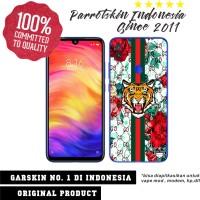 Garskin Redmi Note 7 custom anti gores Tiger Hyperbeast for back case